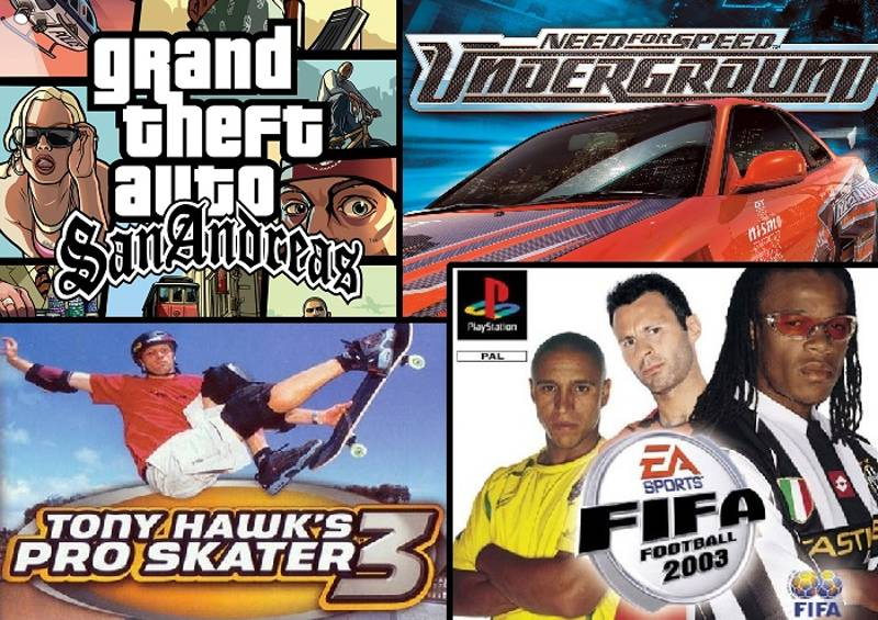 Can You Remember What Video Games These Songs Appeared On?