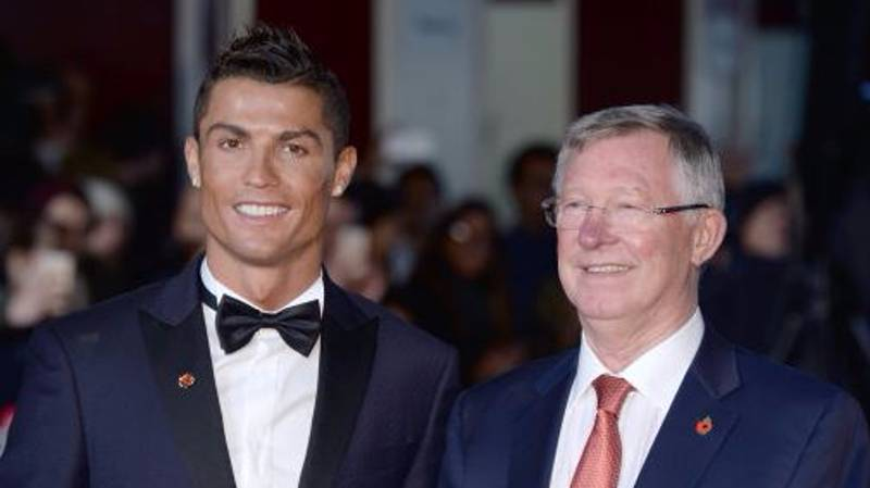 Cristiano Ronaldo Has Told Alex Ferguson About His Desire To Leave Real Madrid