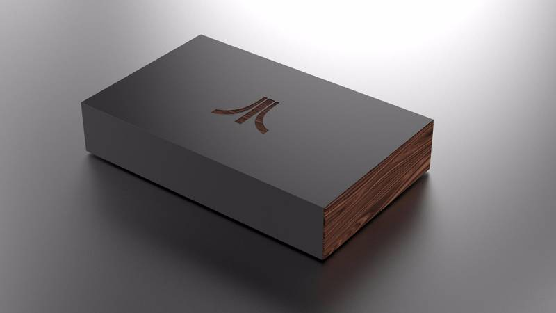 Atari Announces More Details About The 'Ataribox'