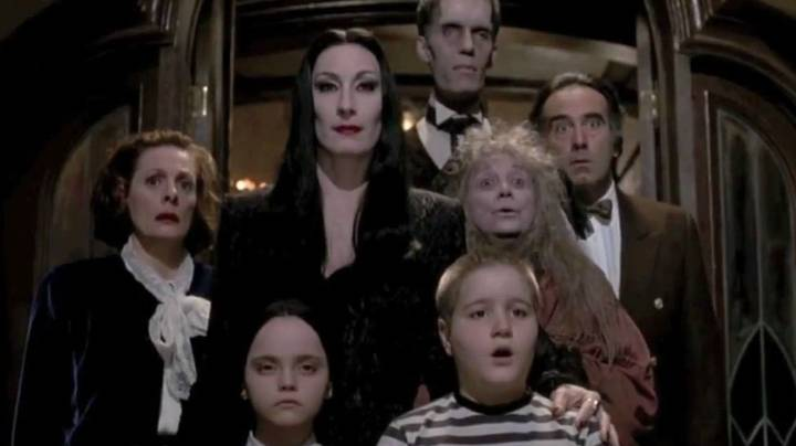 The Addams Family To Get Live Action Tim Burton TV Reboot