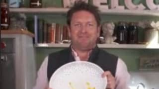 Chef James Martin Angers Fans After Throwing Full Meal In Bin