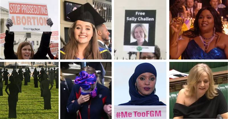 Ten Cases That Prove Being A Woman In 2020 Is Still A F***ing Slog