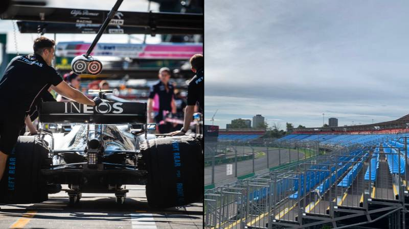 Australian Formula One Grand Prix Has Been Cancelled Due To Coronavirus Fears