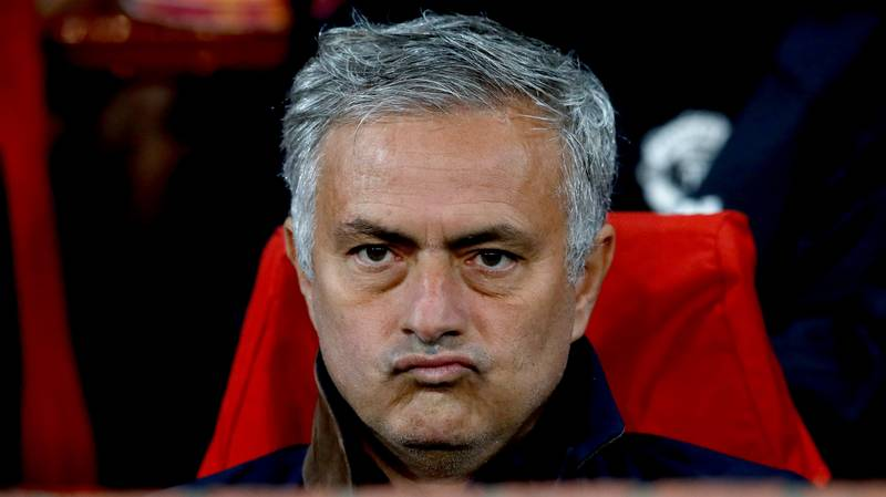 Only Two Manchester United Players Stood Up For Jose Mourinho Before His Sacking