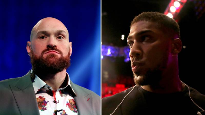 Team Fury Respond To Eddie Hearn's Offer To Fight Anthony Joshua At Wembley Stadium