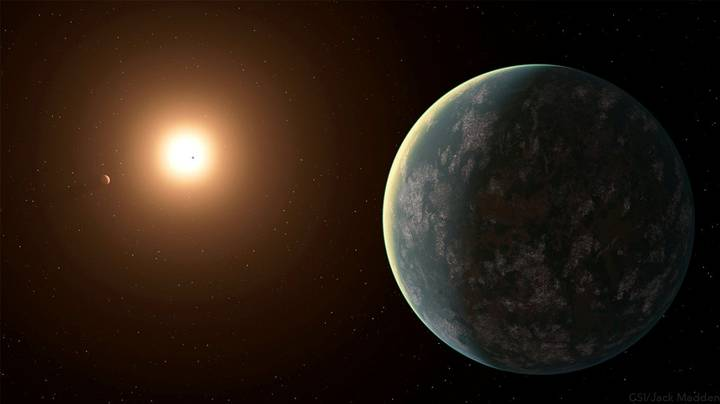 A Planet Has Been Found 31 Light Years From Earth That Is 'Potentially Habitable'