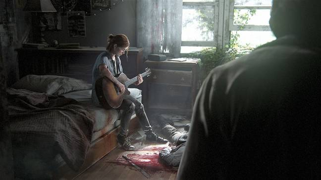 The Last of Us Part II / Credit: Sony