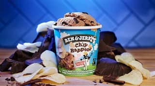 Ben & Jerry's Is Launching A Limited Edition Ice Cream With Crisps In It