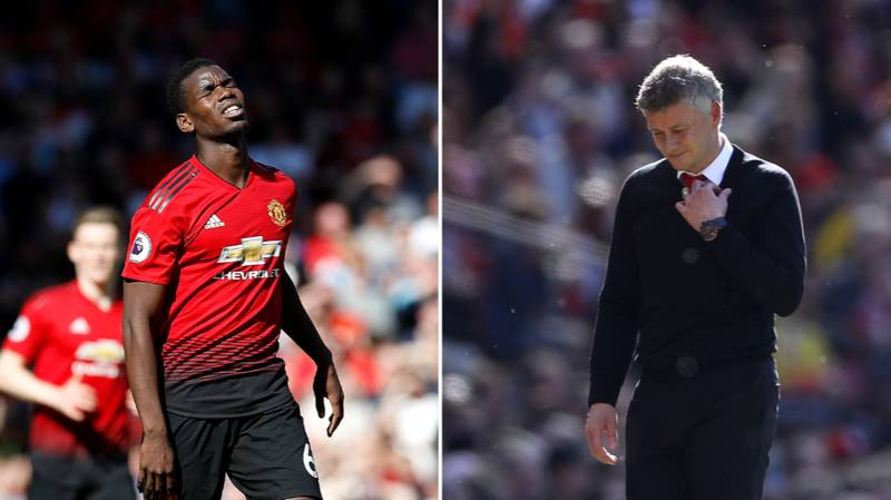 Manchester United's Value Drops By More Than A Billion Pounds Following Terrible Season