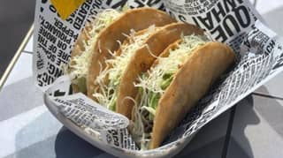 You Can Now Get Guzman y Gomez's $3 Tacos On Menulog For The Whole Month
