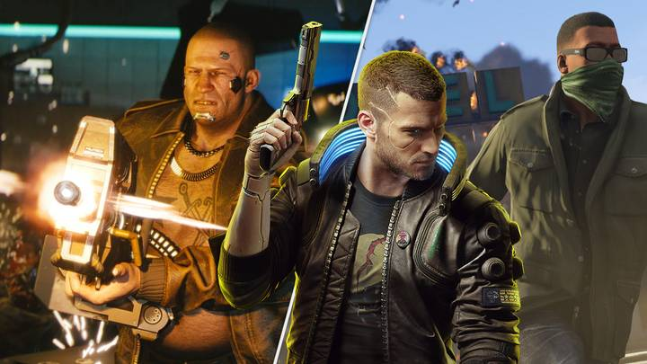 'Cyberpunk 2077' Will Let You Go On GTA-Style Rampages, If You Want