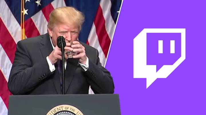 Twitch Suspends Donald Trump's Account For Hateful Conduct