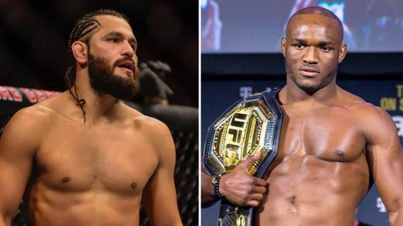 Negotiations For Kamaru Usman And Jorge Masvidal Fight Are 'Done'