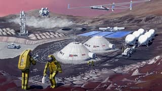 NASA Is Developing Technology For Self-Sustaining Human Colony On Mars