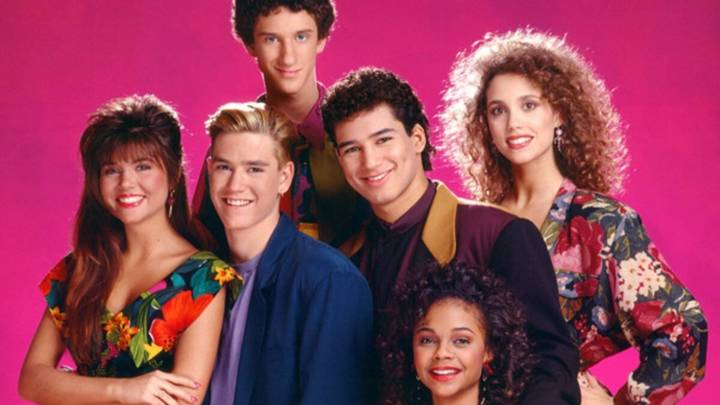 The 'Saved By The Bell' Reboot Trailer Just Dropped