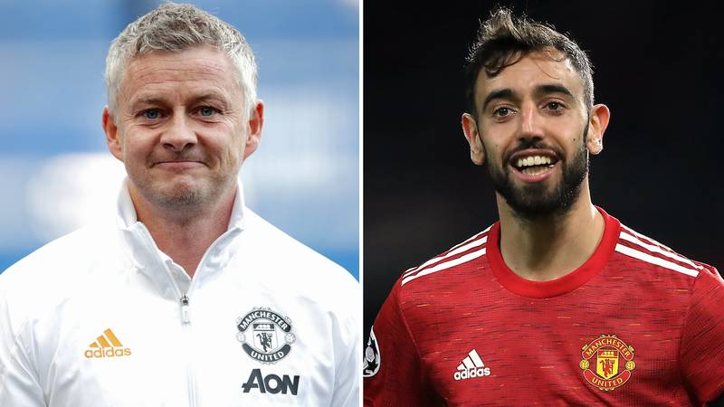 Bruno Fernandes Sets Record For 2020-21 Premier League Season After Playing 45 Minutes Against West Ham