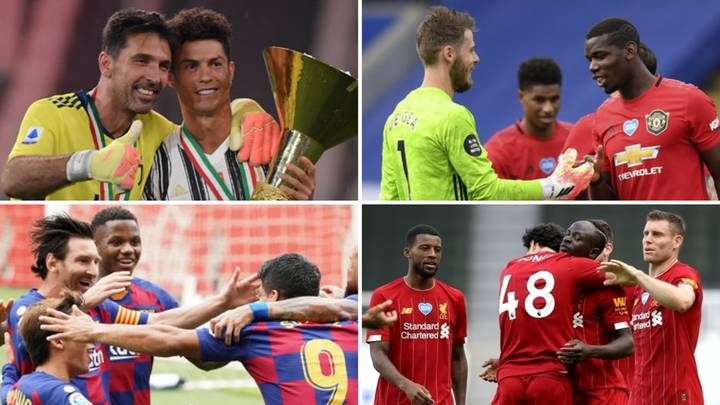 The 50 Best Teams In World Football Have Been Named And Ranked
