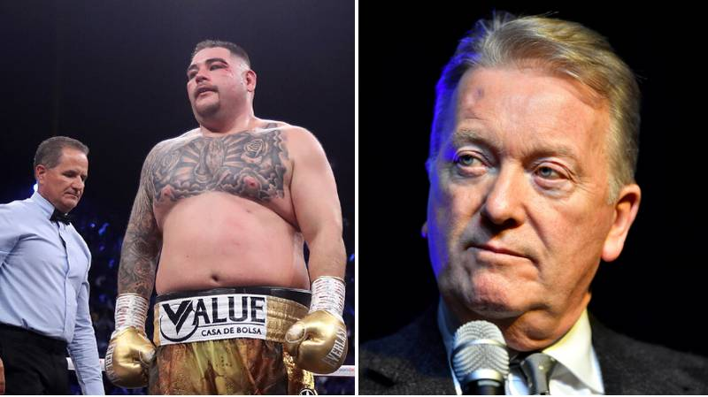 Frank Warren Absolutely Lays Into Andy Ruiz Jr In Most Brutal Attack Since His Defeat
