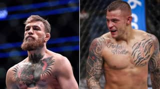 Conor McGregor 'Signs Fight Agreement' For Rematch With Dustin Poirier In 2021
