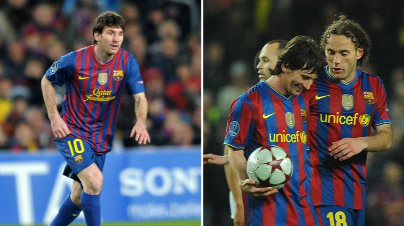 Lionel Messi's Two L'Equipe 10/10 Champions League Performances