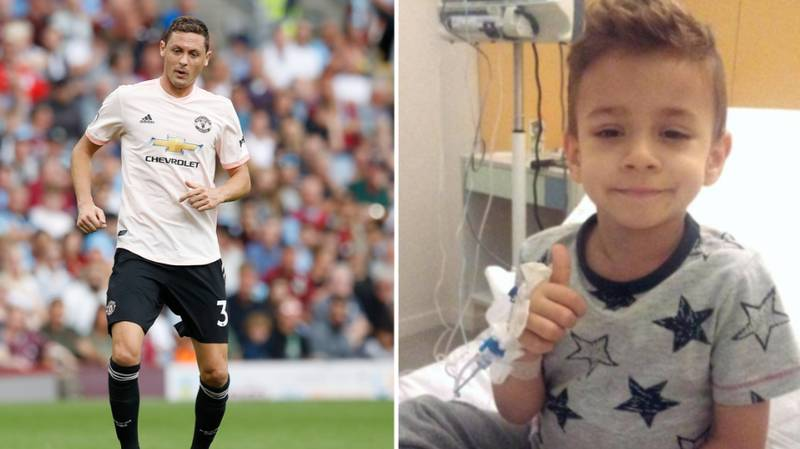 Nemanja Matic Donates €70,000 For Four Year-Old's Cancer Treatment