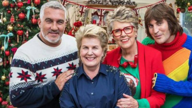 'Bake Off' Christmas Special Will Bring Back Favourites From Previous Seasons