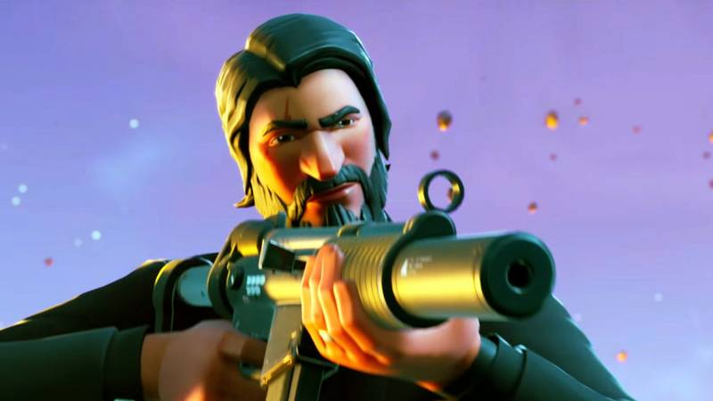 LAD On Twitter Helps Fellow Gamer Achieve John Wick On 'Fortnite'