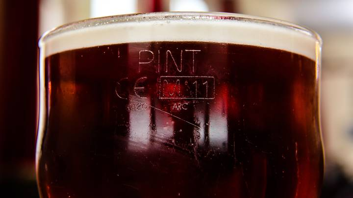 Survey Reveals That Brits Will Drink 7,789 Pints In Their Lifetime