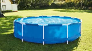 Lidl Is Selling A 12-Foot Swimming Pool For Less Than £100