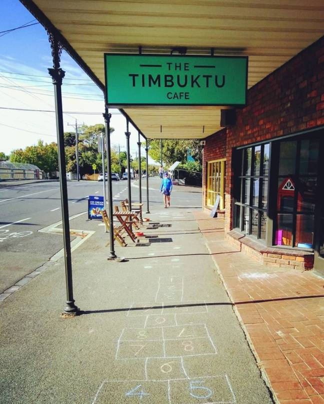 Credit: The Timbuktu Cafe/Facebook