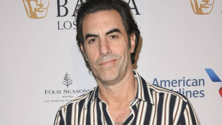 ​Sacha Baron Cohen Thanks Trump For 'Free Publicity' After President Calls Him A 'Creep'