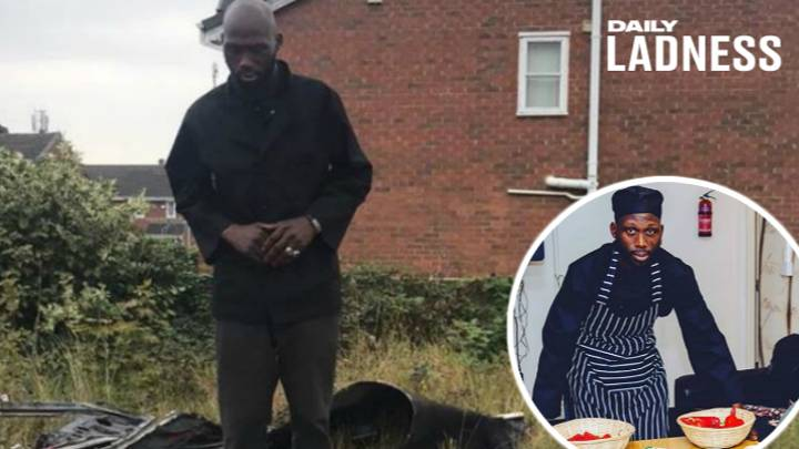 Food Truck Owner Gets £40,000 Donations In 24 Hours After Trailer Was Torched By Racist