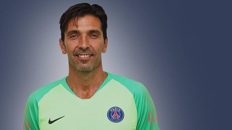 PSG Officially Announce Signing Of Gianluigi Buffon In Suave Fashion