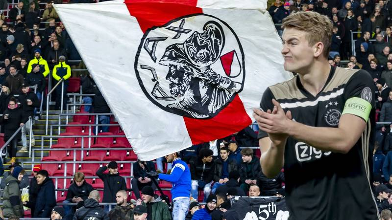 Matthijs De Ligt Could 'Easily Play For One Of The Six Best Teams In The World'