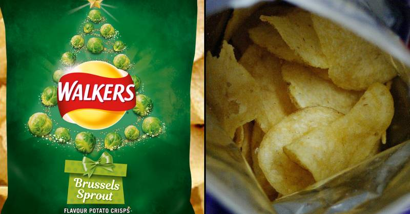Walkers Has Absolutely Disgusted Fans With New Flavour Of Crisp