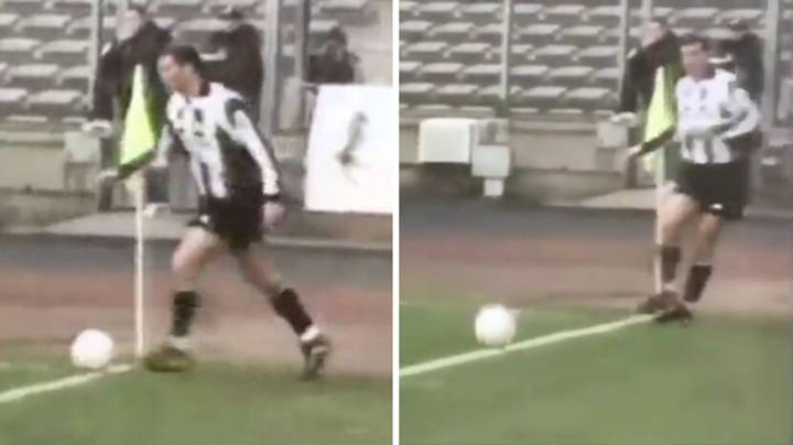 Zinedine Zidane Is Responsible For Taking The Worst Corner Kick In Football History