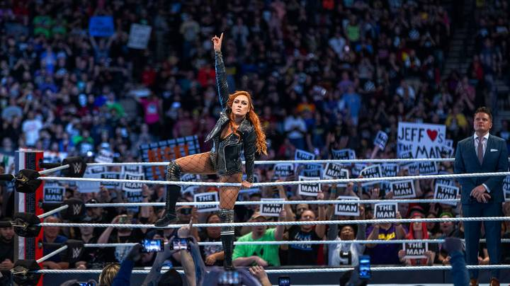 Becky Lynch Is The New Raw And Smackdown Women's Champion