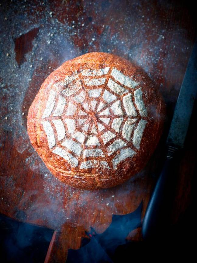 Cobweb Sourdough, £2 Credit: M&S
