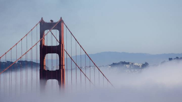 The Golden Gate Bridge Now 'Sings' When The Wind Hits