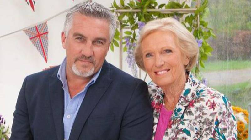 Mary Berry Reportedly 'Fuming With Paul Hollywood Over The Treatment Of His Ex-Wife Alexandra'