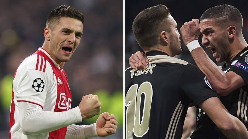 Dušan Tadić's Stats For Ajax This Season Show How Important He Has Been