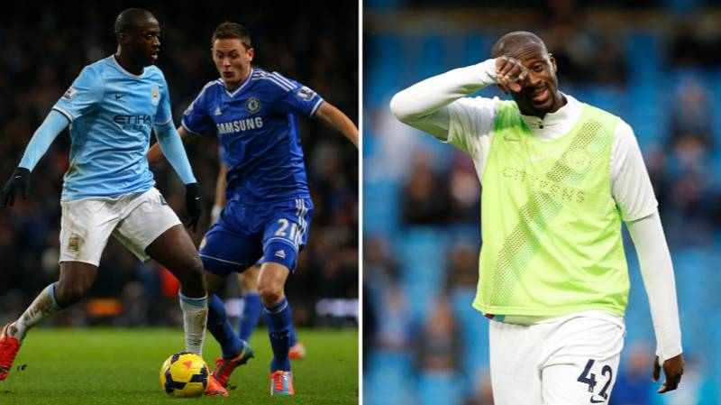 Yaya Toure Says Nemanja Matic Was His Toughest Opponent