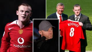 Wayne Rooney Nearly Joined Another Premier League Club For A Year Before Manchester United