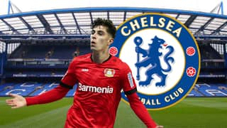 Chelsea Are 'Closing In' On £80 Million Transfer For Kai Havertz