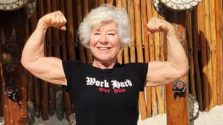 73-Year-Old Mum Gets Absolutely Stacked After Feeling 'Angry' About Her Weight