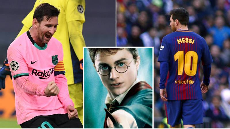"""Lionel Messi Is The Harry Potter Of Football"" - Christian Vieri Hails Barcelona Star After Win At Juventus"