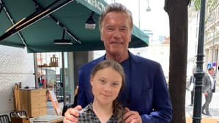 ​Arnold Schwarzenegger Offers To Lend Greta Thunberg His Electric Car