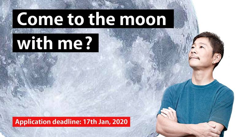 Yusaku Maezawa Is Looking For A 'Life Partner' To Take To The Moon