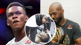 Israel Adesanya Brutally Responds To Jon Jones' Deleted Tweets