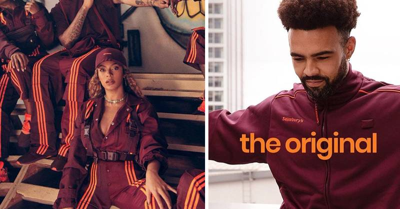 Sainsbury's Compared Beyoncé's New Ivy Park Range To Its Uniform